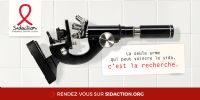 Sidaction 2015. Du 27 au 29 mars 2015.